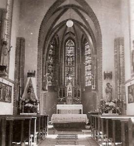 Rectoraatskerk-Interieur