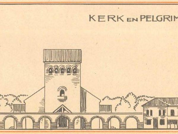 Rectoraat Kerk Pelgrims Ontwerp.