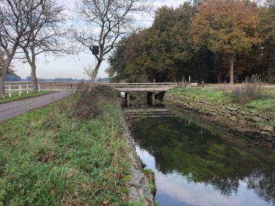 Brug macken Holthees - Vierlingsbeek