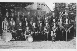 Fanfare - 25 juni 1949