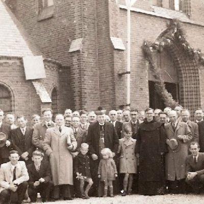 Groepsfoto's Geestelijken003