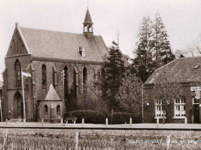 Het Pelgrimshiuis ca. 1951