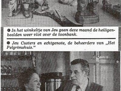 Jeu & Lies Custers