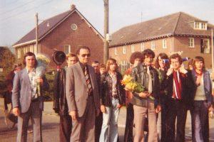 Kampioens foto o.l.v. Theo Jansen