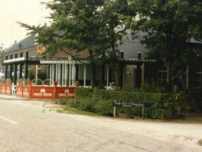 Oud terras en Nieuwe PZ