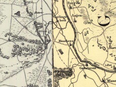 Kaart 1840