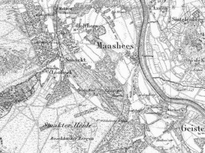 Kaart 1852