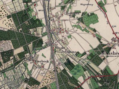 Kaart 1925