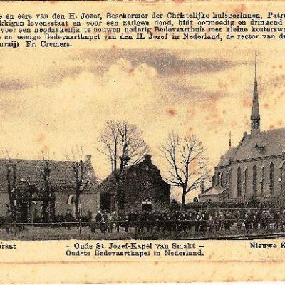 Panorama Oude Kerk, Rectoraat en Kapel018