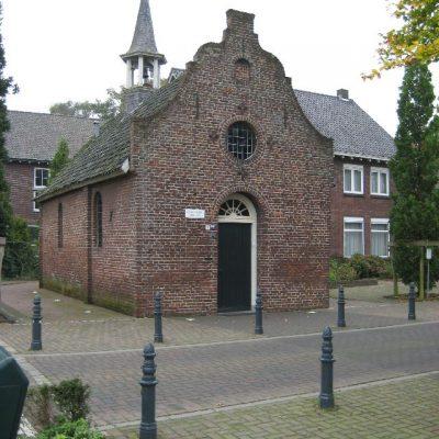 Panorama Oude Kerk, Rectoraat en Kapel022