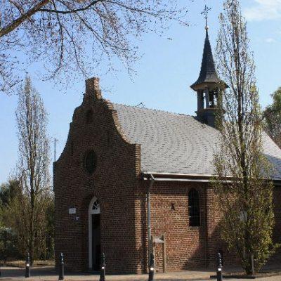 Panorama Oude Kerk, Rectoraat en Kapel024