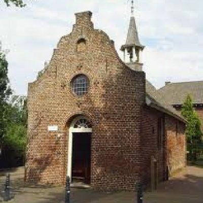 Panorama Oude Kerk, Rectoraat en Kapel026