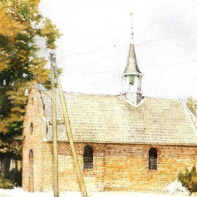 Panorama Oude Kerk, Rectoraat en Kapel029
