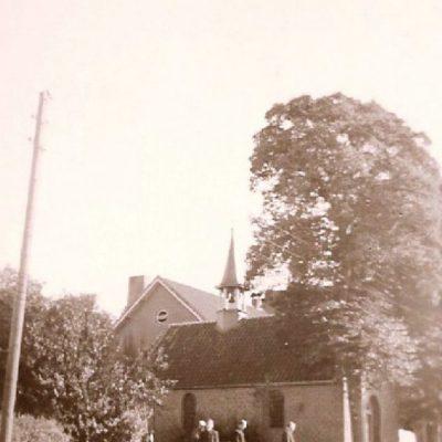 Panorama Oude Kerk, Rectoraat en Kapel037