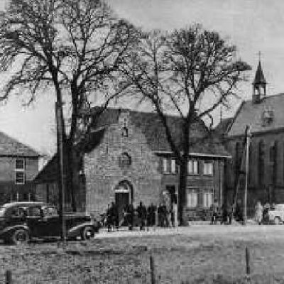 Panorama Oude Kerk, Rectoraat en Kapel039