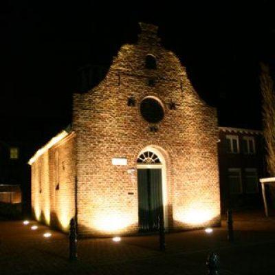 Panorama Oude Kerk, Rectoraat en Kapel040
