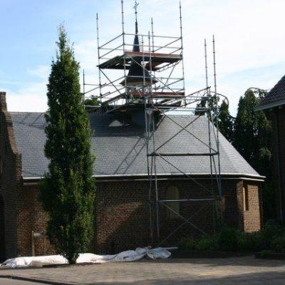 Panorama Oude Kerk, Rectoraat en Kapel042
