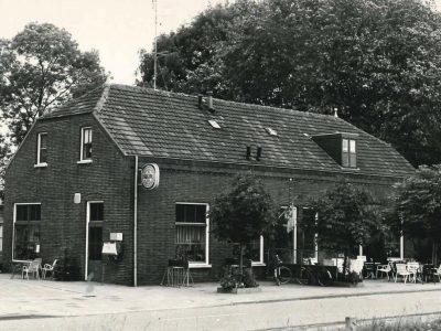 Pelgrimshuis eind jaren 70